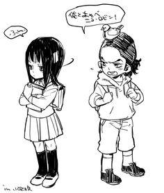 Robin and Lucci
