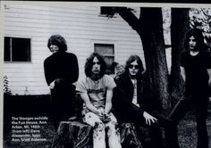 Stooges outside the funhouse...