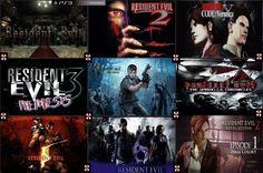 Resident Evil - Fan Pack 9 Games Originais em Mídia Digital PSN PS3 PROMOÇÃO