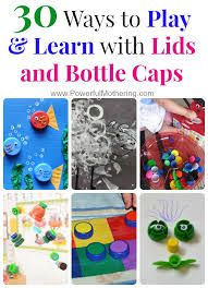 Image result for making a pulley with bottle tops