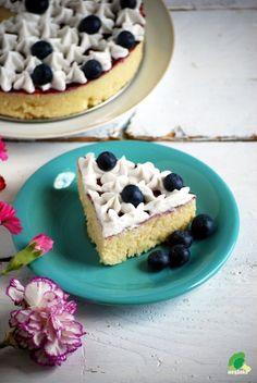 Kuchnia wegAnki: Ciasto jaglane bez pieczenia