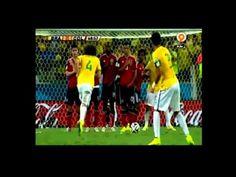 Brazil vs Colombia 2-1 05/07/2014 David Luiz Amazing Goal 2014 Like and Share video http://youtu.be/P4KKw6WBUOk 2014,Brazil,Colombia,kolombia,david luiz,Brazil vs Colombia,Brazil vs Colombia 2 1,david luiz goal,David,thiago silva,thiago silva goal,world cup