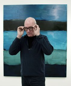 Sean Scully: ''My therapist sent me away' | Art and design | The Guardian