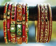 Stylish Latest EiD Fancy Churi / Bangles Collection For Women's