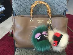 One Big Furry Family  Fendi s Bag Bugs Are A Bonafide Hit On Our PurseForum 982444792d921