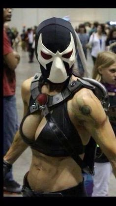 The right bane mask!!!! Body too!!!