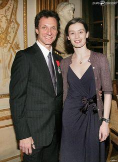 Aurélie Dupont et Manuel Legris en 2007.