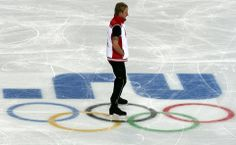 Plushenko of Russia skates during a figure skating training session at the Iceberg Skating Palace in preparation for the 2014 Sochi Winter Olympics in Sochi | View photo - Yahoo News