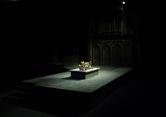 Doubt: a Parable  set design Marion Williams Playmakers