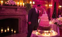 cake cutting in our Ballroom