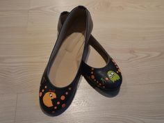 miss Pacman shoes