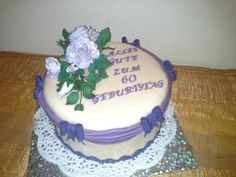 Rosen- Geburtstagstorte