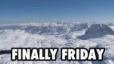 Finally #Friday has come!