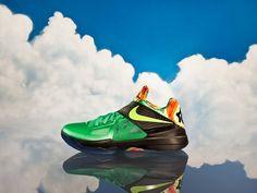 "Fancy - Release Reminder: Nike Zoom KD IV ""Weatherman"" — NiceKicks.com"