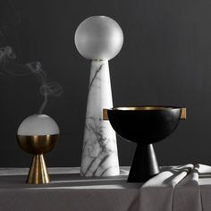 New Marble Lighting and Home Accessories by Appara. New Marble Lighting and Home Accessories by Apparatus