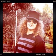 Blake Anderson. I'm strangely attracted to him.