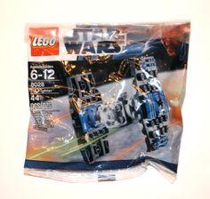 Star Wars Lego Unopened Mini Vehicle 8028 Tie Fighter | eBay