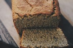 Gluten-Free Vegan Bread Recipe — MOON and spoon and yum Healthy Gluten Free Bread, Vegan Bread, Vegan Gluten Free, Savoury Baking, Vegan Baking, Bread Recipes, Cooking Recipes, How To Store Bread, Tasty Vegetarian Recipes