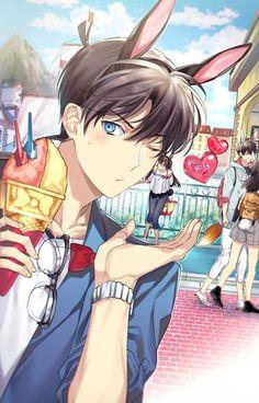 Ran x Shinichi
