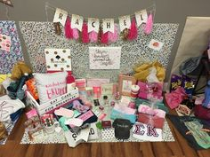 2016 Big Little Gifts