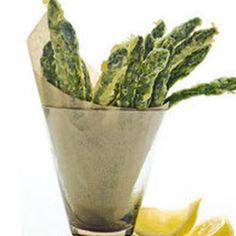 Asparagus Tempura