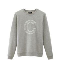 APC C sweatshirt