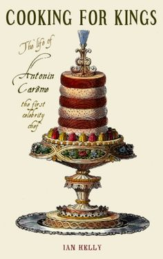 """Careme was an early practitioner and exponent of the elaborate style of cooking known as grande cuisine, the """"high art"""" of French cooking: a grandiose style of cookery. Victorian Cakes, Victorian House, Vintage Cooking, Vintage Food, Retro Food, Scary Cakes, French Food, Vintage Recipes, Culinary Arts"""