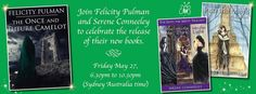 Book launch tonight, Friday 27th May from 6.30 pm Australian time. Please join us to talk about books, writing, inspiration, research - and anything else that interests you!