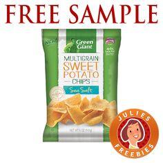 Free Sweet Potato Chips for Betty Crocker Members