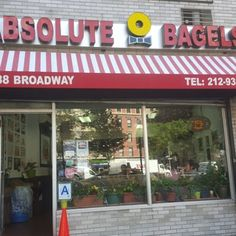 Photo of Absolute Bagels - New York, NY, United States