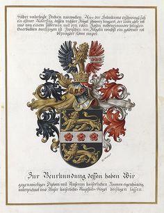 File:Diplom Gustav von Metz-Kaler zu Lanzenheim 1918.jpg