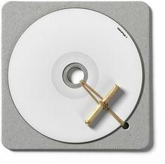 Minimal cd packaging