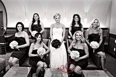 fun bridal party photos - Google Search
