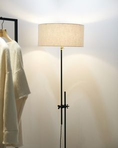Image result for workstead shaded floor lamp