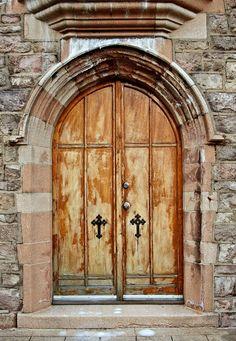 Church Doorway 11 Architectural Art