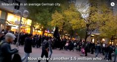"Last week in the town of Hannover in Germany, Muslim migrants, no longer pretending to be ""refugees"", marched through the city streets waving the black flag of ISIS and claiming the land for Allah. I don't know how many times we have to say it – but – they are not refugees and they are not migrants. They are Islamic jihadis who are acting en masse to claim Europe for Allah and Islam. They are not assimilating and they will not assimilate into the culture of their host nations. They will…"