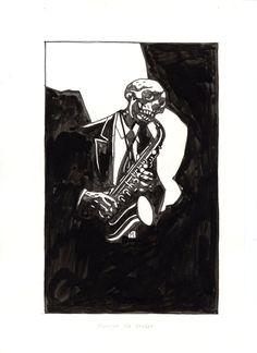 Jazzman Comic Art