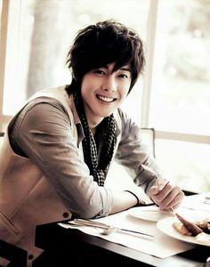 Kim Hyun Joong 김현중 ♡ Kpop ♡ Kdrama ♡ smile ♡