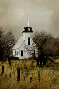 Old church. ... Timeless ...