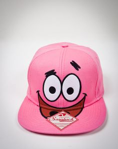 Patrick Snapback I designed available at Spencers