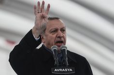 Donald Trump and Republicans have an ally in their fury that a member of the press dared challenge Trump at his long-awaited press conference Wednesday, Jan. 10.Turkish PresidentRecep Tayyip Erdogan thought it was just great how Trump called CNN...