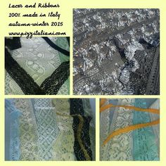 LACES AND RIBBONS FAIP ITALY fashion colors with holographic effects Visit our web site and contact us: WWW.PIZZITALIANI.COM  #SATIN #MERLETTI #RICAMI #MERCERIA #CREAZIONI #SARTORIA #NASTRI #ribbons #haberdashery #ruban #dentelle #encajes #cintas #crochet #fashion #sewing #torchon #cluny #pizzitaliani #merceria