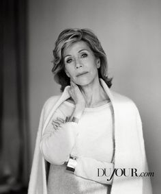 Jane Fonda - actress, writer, activist, former model and fitness guru #internationalwomensday #janefonda
