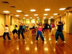 Sheila Ki Jawani - Bollywood dance work out
