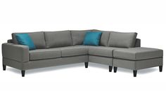 Stylus Made to Order Sofas : hand built sofas Armless Chair, Chaise Sofa, Armchair, Couch, Apartment Sofa, Sofa Styling, Stylus, Sofas, Love Seat