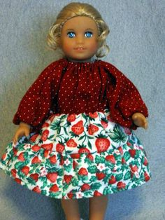 Sherralyn's Dolls - Sewing Patterns for Cloth Dolls, Doll Clothes, and Accessories