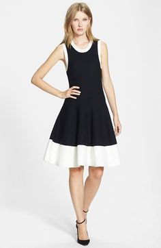 kate spade new york 'quincy' sweater dress available at #Nordstrom