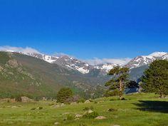 Moraine Park Loop - 4.65 miles, Moraine Park Trailhead Rocky Mountain National Park Hiking Trails