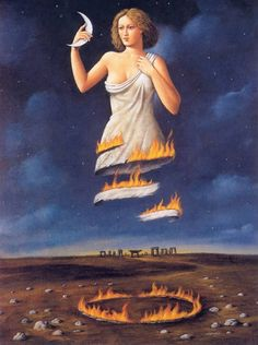 Rafal Olbinski Catalogue Of Works