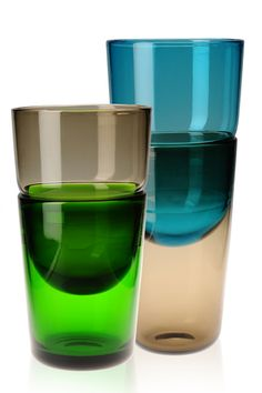 Drinking Glasses │Vasos - #DrinkingGlasses - #Tumblers